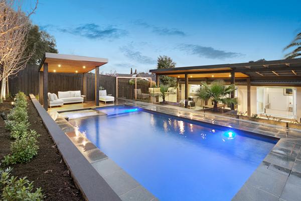 Healthy Swimming Pool